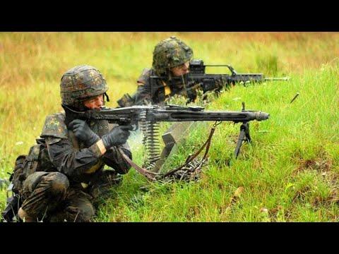 Armée : l'Allemagne compte recruter des Européens