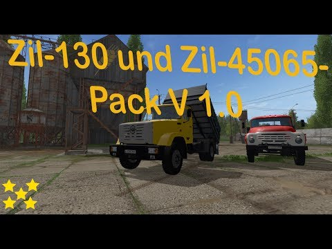 Zil 130 and Zil 45065 Pack v1.0