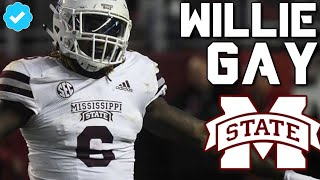 UNDERDOG 🦍 Official Willie Gay Mississippi State Highlights by Harris Highlights