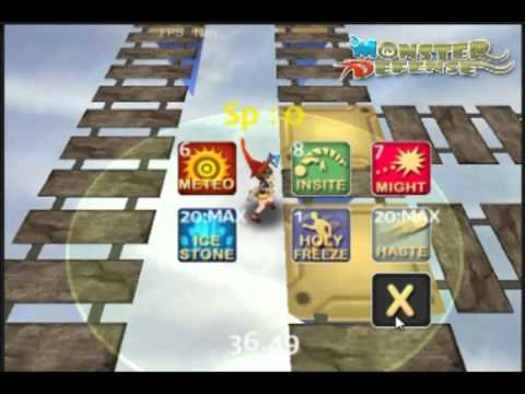 Video of MonsterDefense3D