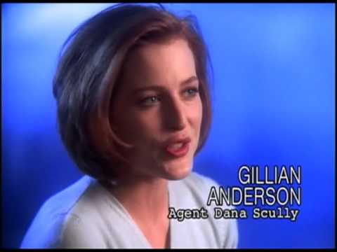 X Files SOME BLOOPERS