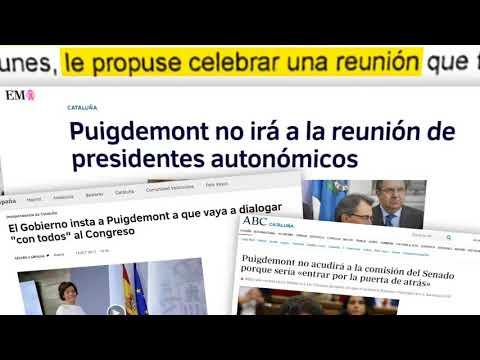 Analizamos la carta de Puigdemont: ilegalidad, des...