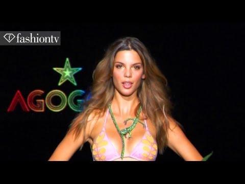 Agogoa Runway Show – Milan Fashion Week Spring 2012 MFW – Bikini Models | FashionTV – FTV