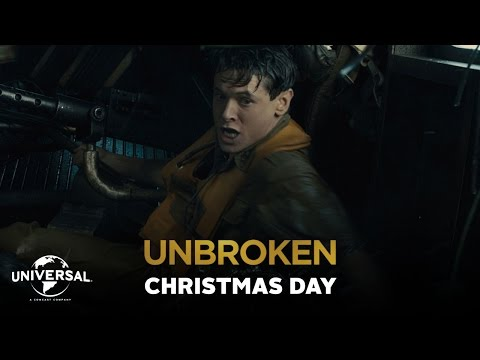 Unbroken (TV Spot 'Unbelievable True Story')