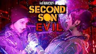Infamous Second Son EVIL Gameplay German #04 - Jagd nach neuer Kraft