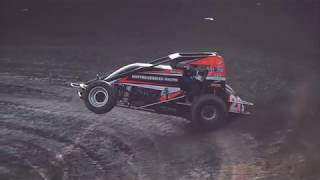USAC Sprint Cars Return to Knoxville!