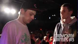 Badmouth Battles | Gasp vs. Kayce One