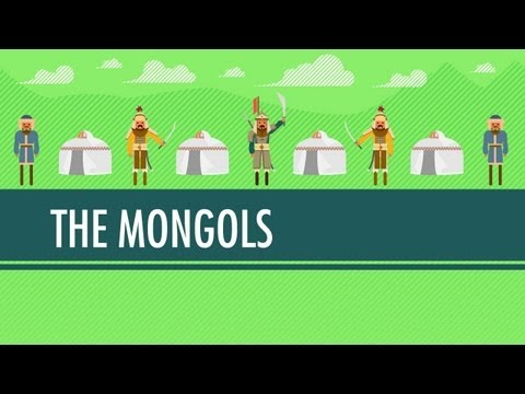 crashcourse - Mongols T-Shirt: http://dftba.com/product/10g/CrashCourse-Mongols-Shirt In which John Green teaches you, at long last, about the most exceptional bunch of em...