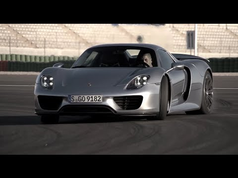 The Porsche 918 Spyder Tested  – CHRIS HARRIS ON CARS
