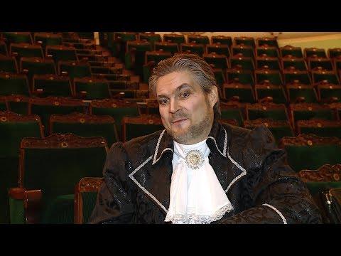 Энергия и энергетика: электромонтер и оперный певец Александр Мельников