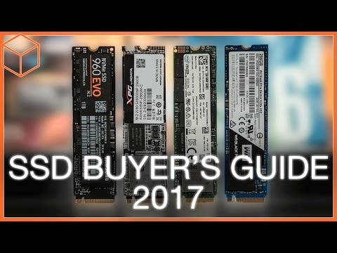 Which NVME M.2 SSD Should You Choose? - SSD Buyer's Guide 2017