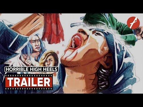 Horrible High Heels (1996) 人皮高跟鞋 - Movie Trailer - Far East Films