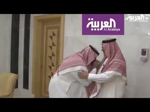 شاهد.. محمد بن نايف يبايع محمد بن سلمان ولياً للعهد