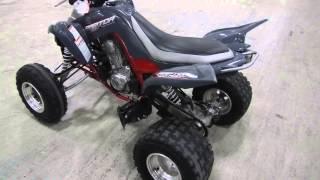 8. 2007 Yamaha Raptor 700R