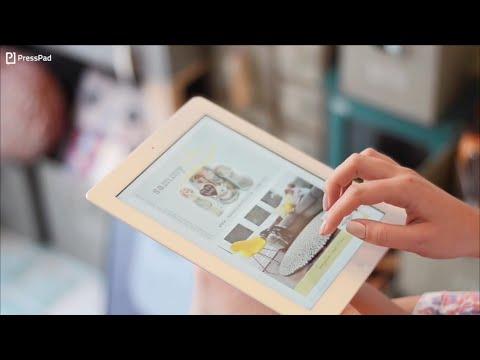 Digital Publishing Software for Magazines by PressPad