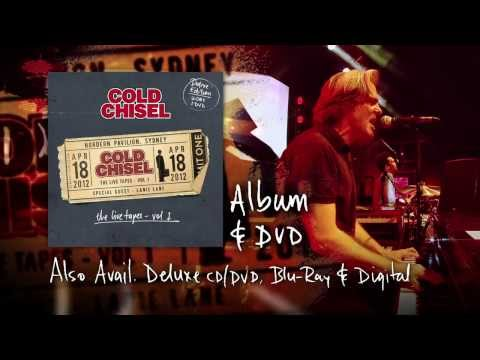 Cold Chisel - The Live Tapes Vol. 1 - Live At The Hordern Pavilion - TVC