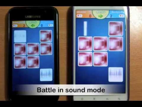 Video of Memory Match