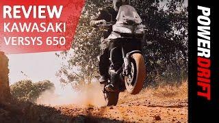 7. Kawasaki Versys 650 : Review : PowerDrift