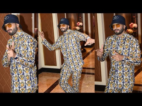 Ranveer Singh Dancing In Cool Ways | Gully Boy Promotion