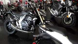 9. Honda StreetFighter Sport Bike SALE at Honda of Chattanooga / CB500F & CB1000R SALE!