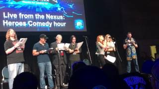 """Broken Shore Cinematic"" - Live from the Nexus: Heroes Comedy Hour, Blizzcon 2016"