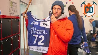 When Matt Entered The European Ice Climbing Championships   Climbing Daily Ep.1382 by EpicTV Climbing Daily