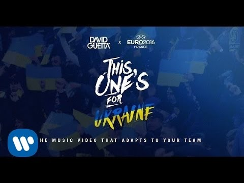This One's for You Ukraine (UEFA EURO 2016 Official Song) [Feat. Zara Larsson]