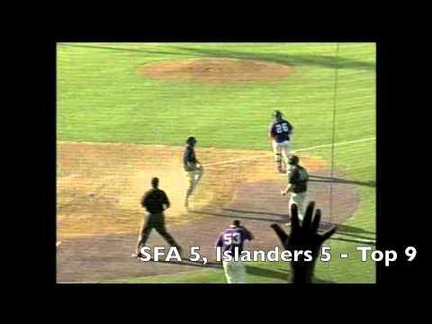 Top Moment No. 8 - Baseball's Big Day at Southland Tournament