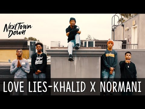 Video Love Lies - Khalid x Normani - Next Town Down Cover download in MP3, 3GP, MP4, WEBM, AVI, FLV January 2017