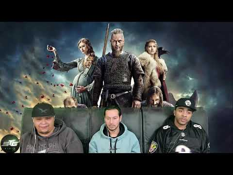 "Vikings Season 4 Episode 10 Reaction ""Death All Round The Last Ship Part 2"" Pt2"