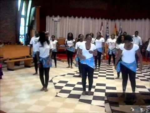Ghanaian Presbyterian Church of montreal youth and students