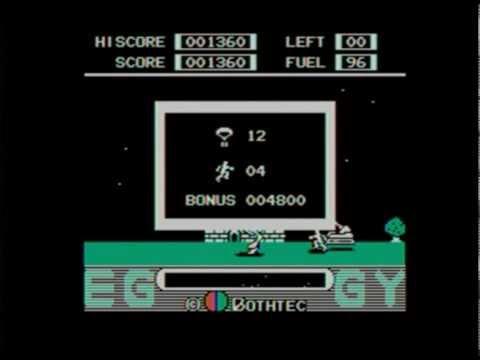 EGGY PC-6001 pc retro game 1984