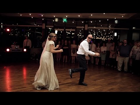 Surprise Wedding Father Daughter Dance