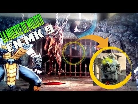 La Muerte De Moloch & Goro En Mortal Kombat 9