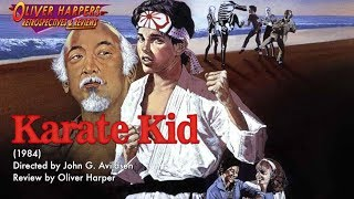 The Karate Kid (1984) - Retrospective / ReviewTo gain access to reviews and commentaries early you can donate through Patreon! http://www.patreon.com/oliverharperFacebook Pagehttps://www.facebook.com/OliverHarpersRetrospectiveReviewsLet's Play Channelhttp://www.youtube.com/user/retropodcastswebsite  - http://www.olivers-retrospectives.comYou can find me on Twitter @OllieH82