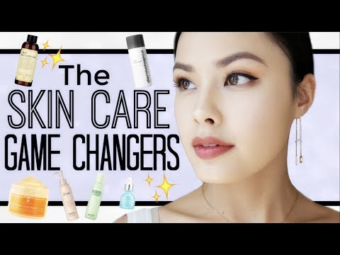 THE SKINCARE GAME CHANGERS   Skin Care That Revolutionized My Routine