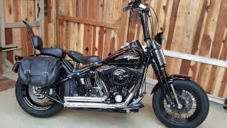 6. 2008 Harley Davidson Crossbones  Used Motorcycles - Anaheim,California - 2016-11-12