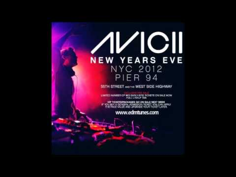 Avicii – Live at Pier 94 (New York City) 01-01-2012