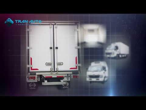 TRAU AUTO - Cung cấp xe tải đông lạnh, đóng thùng đông lạnh toàn quốc