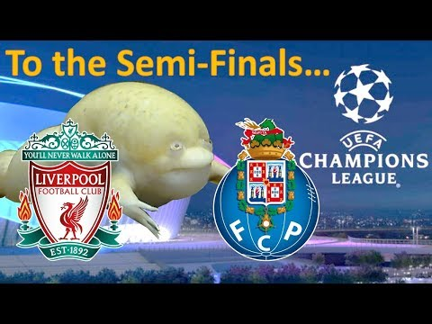 Liverpool Vs Porto | Uefa Champions League 18/19 Quarter-finals [predictions]