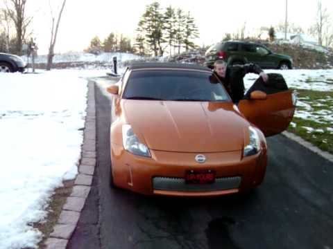 Nick's Shocker 350Z Snapsheet