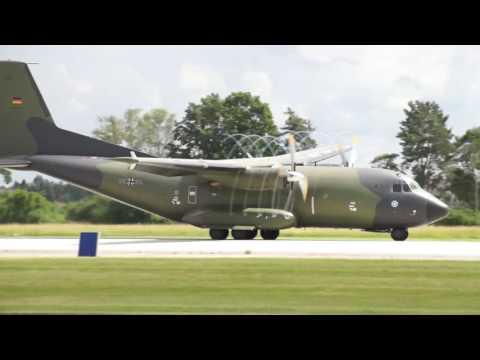 German Air Force Transall C-160...