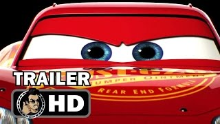 CARS 3 - Official Teaser Trailer #2 (2017) Pixar Disney Animation Movie HD by JoBlo Movie Trailers