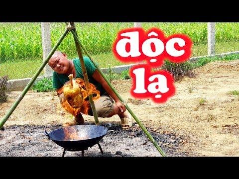 Gà Dương Quá Bay Qua Chảo Lửa - Ẩm Thực Độc Lạ Mới Xuất Hiện Tại Việt Nam   Sơn Dược Vlogs #108 - Thời lượng: 21 phút.