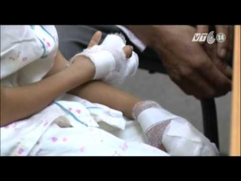 Mối nguy hại với trẻ nhỏ từ đồ chơi Trung Quốc