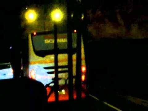 Sumber Kencono Hino AK vs HarJay Scania K124ib & K380ib