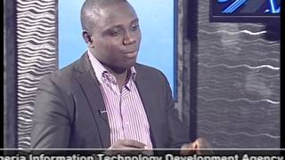 Fola Daniel Discusses Blogging With Biyi Fasoyin (Lagos Television)