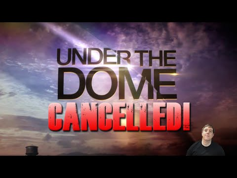 Under The Dome Officially Cancelled by CBS!