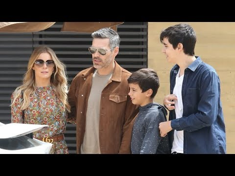 LeAnn Rimes Has A 'Step Moms Day' 'Sushi Brunch' With The Boys