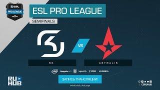 SK vs Astralis - ESL Pro League S7 Finals - map2 - de_overpass [yXo, Enkanis]